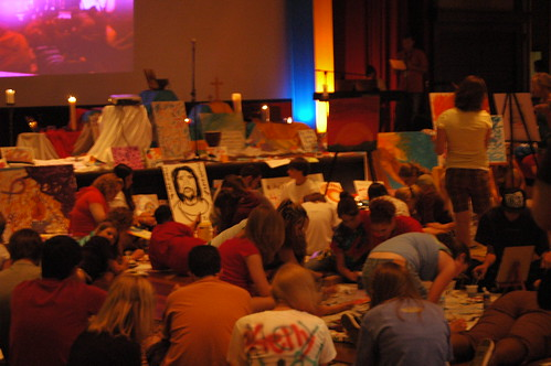 Worship Space : Youth 2007