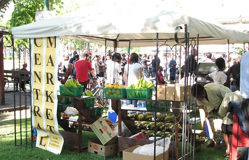 African Market, Central Park, Winnipeg