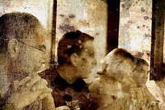 Flickeriani a tavola negli anni 30 - by Geomangio new life