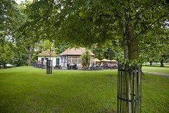 The Pheonix Park Tea Room
