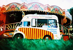 ice cream van - by slimmer_jimmer