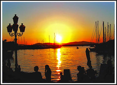 Alghero (Manuel Todde *Echoes from Sardistan) Tags: ocean sardegna travel sunset sea party summer vacation sky people italy holiday beach beautiful geotagged fun tramonto mare sardinia shadows hiking august porto topf sardinien myfave 07 2007 sardaigne cerdea alghero   cerdena sardenya sardigna   25f sardinya sardinija abigfave  ultimateshot  wowiekazowie diamondclassphotographer  sardehna visualartscontest    mygearandme   flickrtravelaward sardinkia saldgna