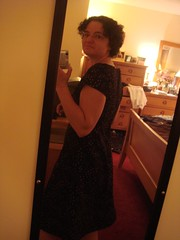 back of July 19, 2007 dress