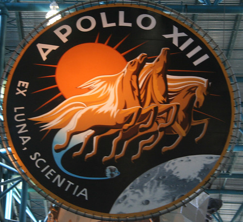 Apollo 13 Insignia | Flickr - Photo Sharing!