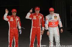 GP Bélgica - Pole
