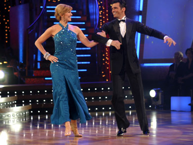 Tony Dovolani and Leisa Gibbons