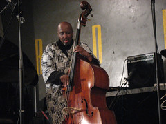 William Parker (Charles Gayle Trio)