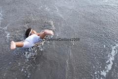Fall (Charlene Collins.still charlene) Tags: sea fall beach sand funny jamaica littlegirl nosedive charlenecollinsjamaicagmailcom charlenecollins