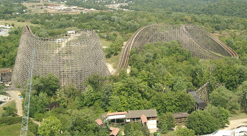 Kings Island Son Of Beast ancora fermo
