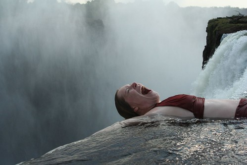 On the Edge, Victoria Falls