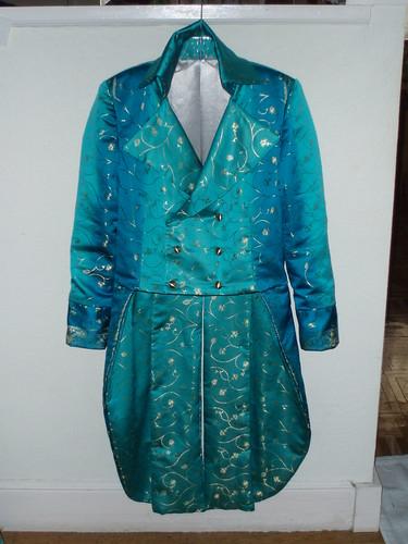 Regency Tailcoat Front