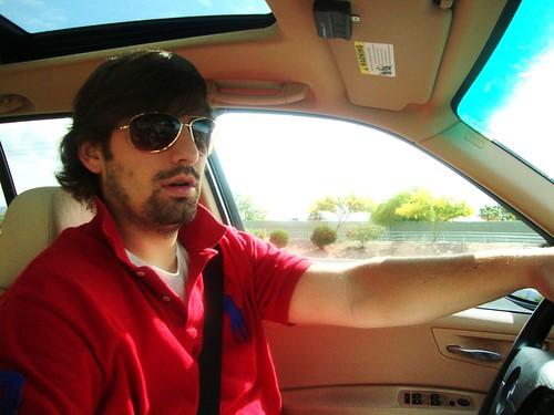 Just drivin. 5.22.2010