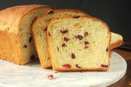 Dried Cranberry Bread post