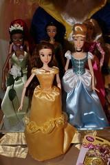 17'' Singing & Articulated Disney Princesses... (Christo3furr) Tags: ariel store dolls singing princess jasmine disney aurora belle 17 cinderella tiana