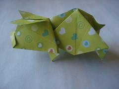 Pig - Hideo Komatsu (Carla Godoy) Tags: pig hideokomatsu origamipig