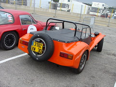 Lotus Seven (tautaudu02) Tags: auto cars festival automobile lotus seven moto coches voitures ldenon historacing