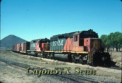 T2606 (Mexican Subway and Trains) Tags: chihuahua de mexico trenes rail trains mexican rails pacifico locomotora nacionales fcp ferrocarriles ferrocarril chepe fnm ndem