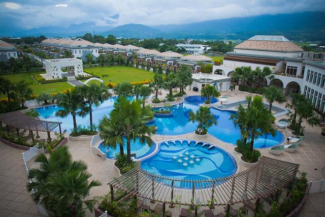 Papago Int'l Resort in Chihshang, Taiwan