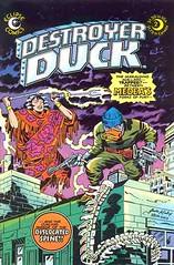 Portada de Destroyer Duck 2