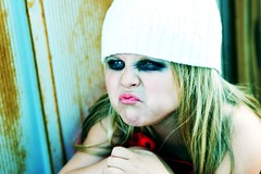 grungie princess (Traci) Tags: california girls red urban kids photography blog kid grunge group daughter chloe textures taylor orangecounty danapoint crusty tutu totally tracie weddingphotographer tracietaylorphotography troublemakernumberthree