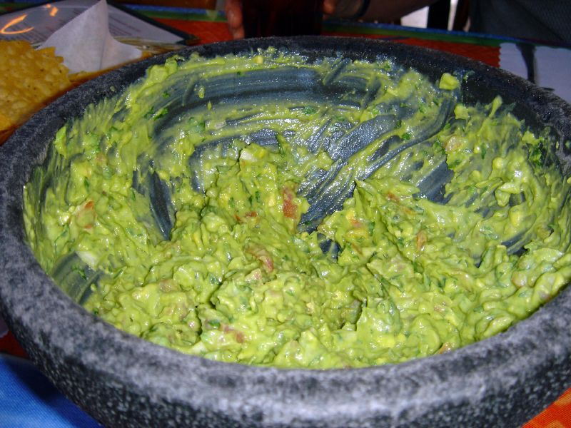 Pancho's Famous Guacamole