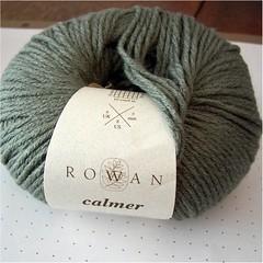 Rowan Calmer 2006 Stash