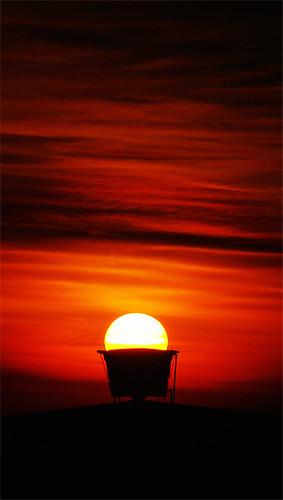 . magic sunset