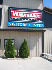 Winnebago Factory Tour