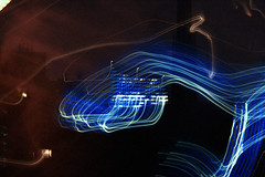 ignition state/chalo (damonabnormal) Tags: longexposure nightphotography light blur philadelphia beautiful canon neon cityscape motionblur paintingwithlight smear aug phl 07 2007 lightpaint dreamstate august2007 canonxti canonefs1785 smearingwithlight