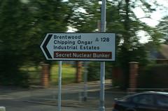 Secret Nuclear Bunker (tim ellis) Tags: secret nuclear bunker sign essex chelmsfod uk msh1007 msh100715 mshbest mshbest1 bigpicture2008 hc07108 hc0710