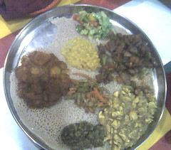 Ethiopian plate
