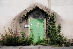 Factory door - by AstridWestvang