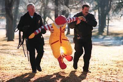 Ronald Arrested!