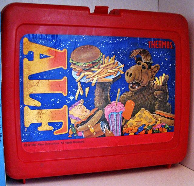 ALF Lunchbox