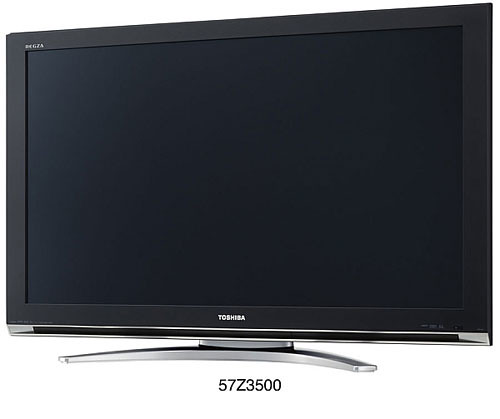 Toshiba TV with PC