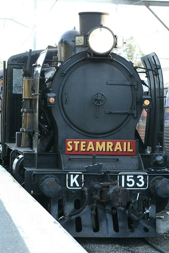 K class steam locomotive