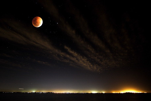 Lunar Eclipse by G a r r y.