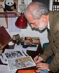 Vittorio Giardino - photo Goria - click