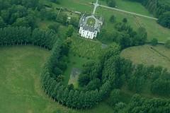 Chteau de Braives  - Aerial Photo - 2006 (alistair.potts) Tags: chteau braives