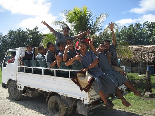 High school group