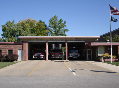 Purdue Fire Station