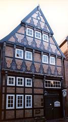 Buxtehude, Fischerstrae 3 (groenling) Tags: house haus halftimbered fachwerk buxtehude fischerstrae