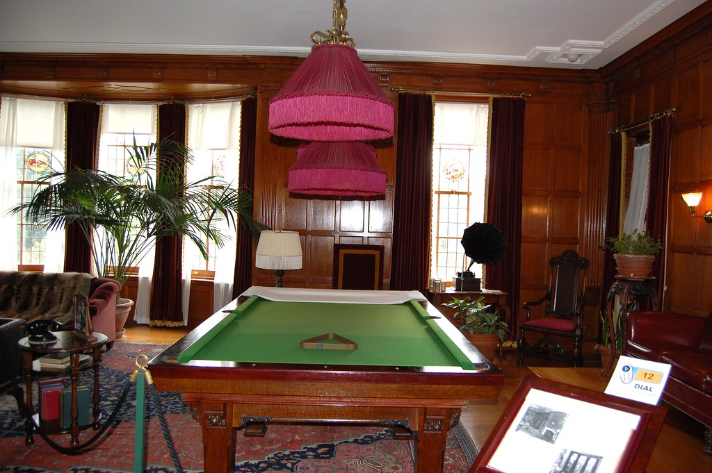 Billiard / Sitting  Room  -  Eastman House