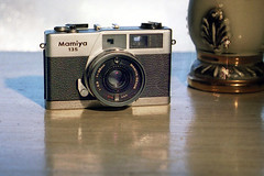 Mamiya 135 / Film Photography Podcast Episode 8 - May 15, 2010