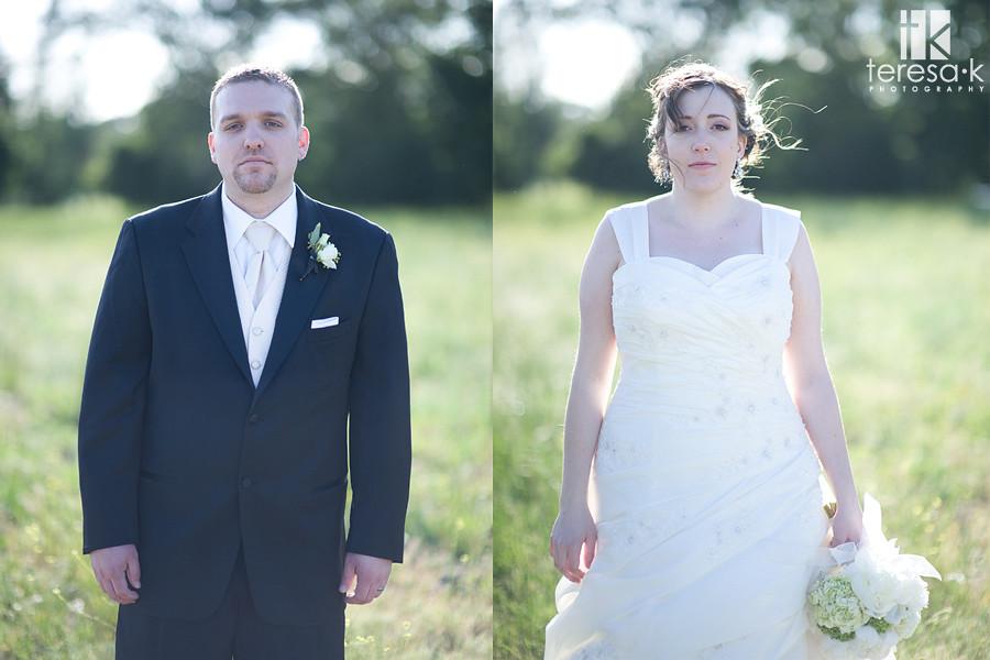California wedding in a vineyard, Teresa K photographer