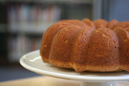 Mom's Olive Oil Orange Bundt - I Like Big Bundts