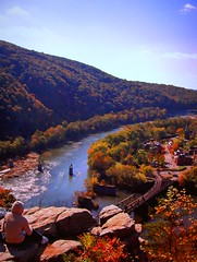 Autumn.............. (LaTur) Tags: autumn fall nature beauty dcist harpersferry serene  we3dc welovedc lovelymotherearth