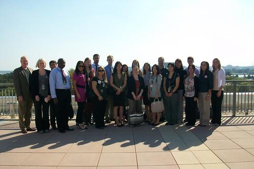 FDA Interns visit APhA