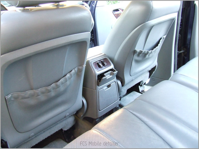 Mercedes ML detallado interior-10