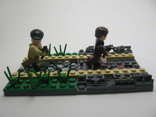Brickpocalypse! A Tale of Two Roads  5144332386_8c2b964a8a